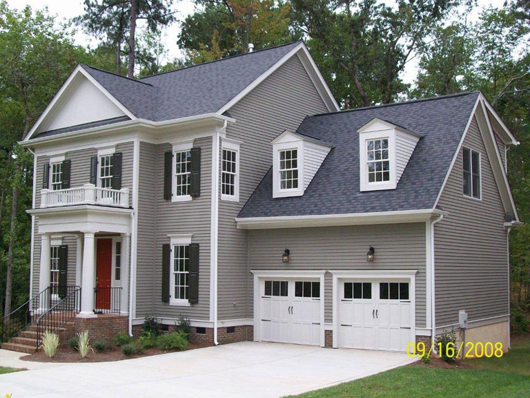 Artisan lap siding by james hardie proudly installed by for James hardie