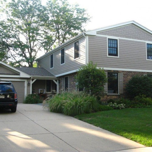 Naperville, James Hardie Cement Fiber Siding