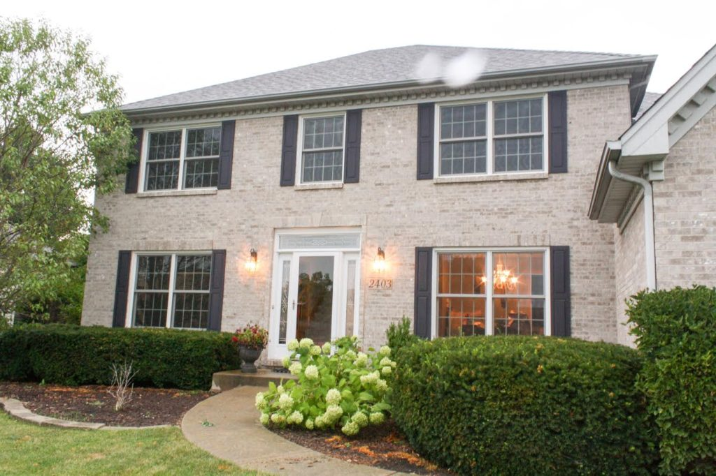 Windows Replacement Naperville - Double Hang Marvin