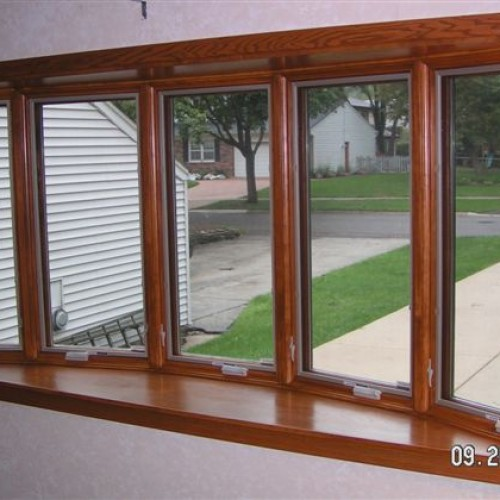 Pella Bow Windows