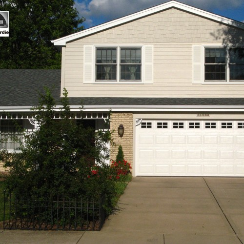James Hardie Siding and Pella Windows