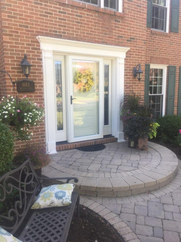 Schnack front entry 2018